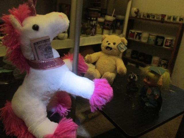 stripper unicorn mitzi