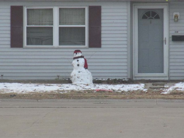 #103 - The Sad Snowman
