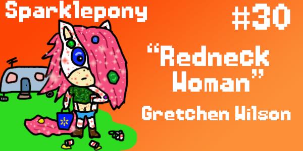 sparklepony redneck woman